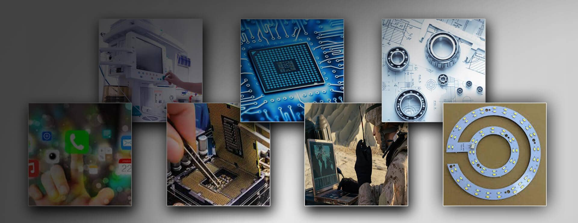 Custom Printed Circuit Board Manufacturer in USA | Twisted