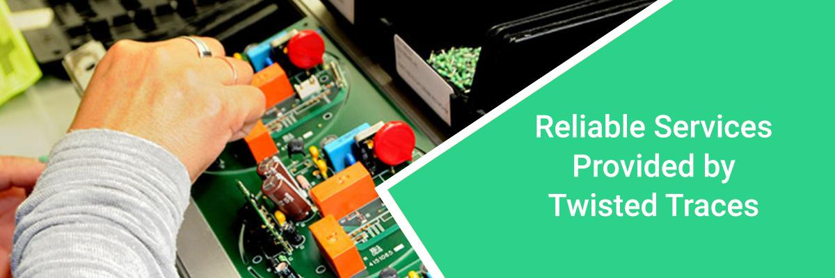 Reliable Services Provided by Twisted Traces for Prototype Circuit Board Manufacturing